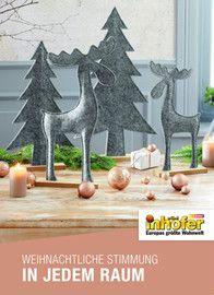 Aktueller Möbel Inhofer Prospekt, Bald ist Weihnachten, Seite 1