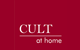 Logo: CULT at home