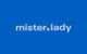 Logo: mister*lady