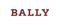 Logo: Bally Schuhe