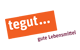 Logo: tegut...