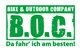 Logo: B.O.C.