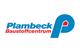Logo: Plambeck Baustoffcentrum