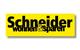 Logo: wohnen & sparen Schneider