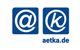 Logo: aetka - Johannes Weigel Notebookheld