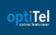 Logo: optiTel GmbH