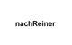 Logo: nachReiner
