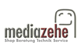 Logo: mediazehe