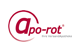 Logo: apo-rot