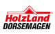 Logo: HolzLand Dorsemagen