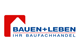 Logo: Bauen + Leben