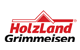 Logo: HolzLand Grimmeisen
