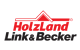 Logo: HolzLand Link und Becker