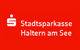 Logo: Stadtsparkasse Haltern am See