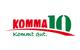 Logo: Komma10