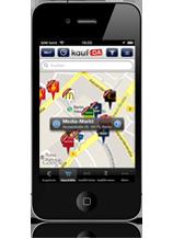 kostenlose iPhone-App - kaufDA Navigator