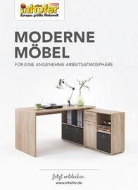 Aktueller Möbel Inhofer Prospekt, Moderne Möbel, Seite 1