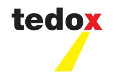 tedox Prospekte