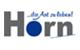 Porzellan Horn