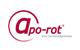 Logo: apo-rot