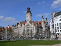 Leipzig, Shopping, Einkaufen, Peterstraße, Marktplatz, Stadt der Freiheit